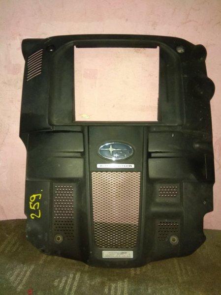 Пластиковая крышка на двс Subaru Legacy BP5 EZ30
