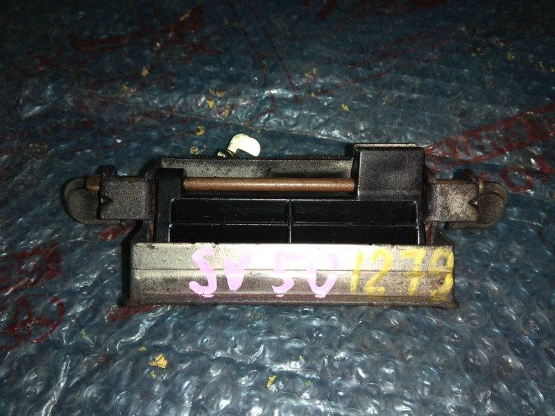 Ручка двери внешняя Toyota Vista Ardeo ZZV55 задняя