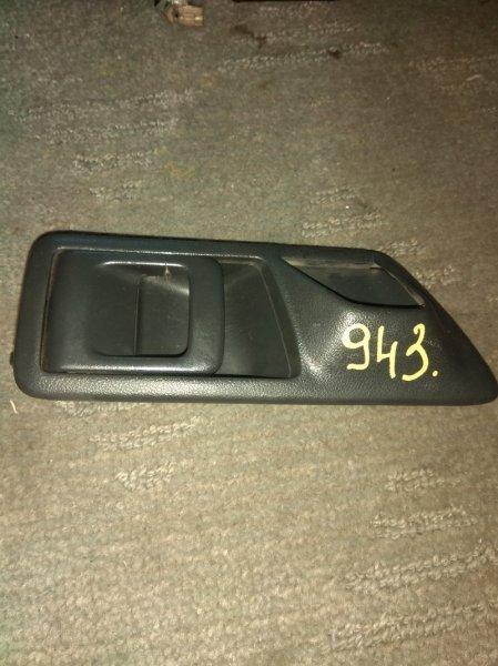 Ручка двери внутренняя Toyota Corona AT170 передняя правая