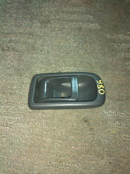 Ручка двери внутренняя Daihatsu Terios Kid J111 задняя правая