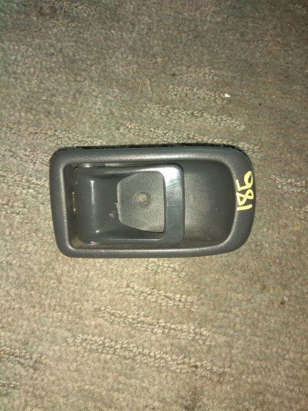 Ручка двери внутренняя Daihatsu Terios Kid J111 задняя левая
