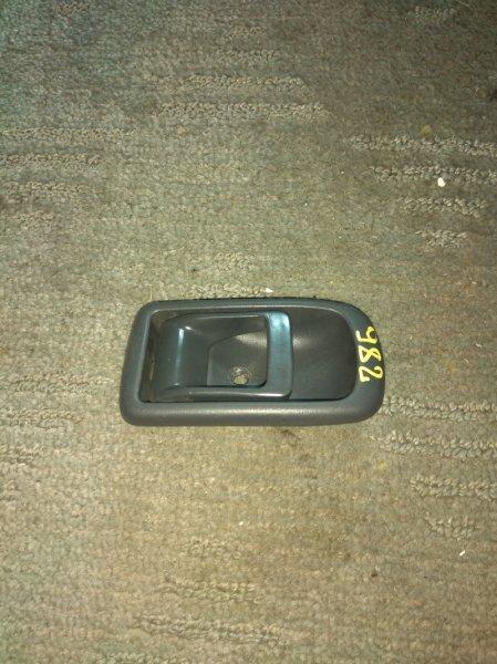 Ручка двери внутренняя Daihatsu Terios Kid J111 передняя правая