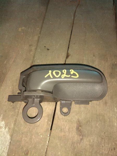 Ручка двери внутренняя Toyota Platz SCP11 передняя правая