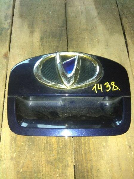 Ручка двери внешняя Toyota Blade AZE154 задняя