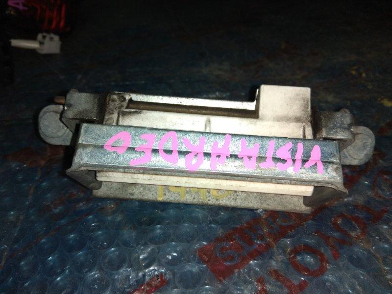 Ручка двери внешняя Toyota Vista Ardeo SV55
