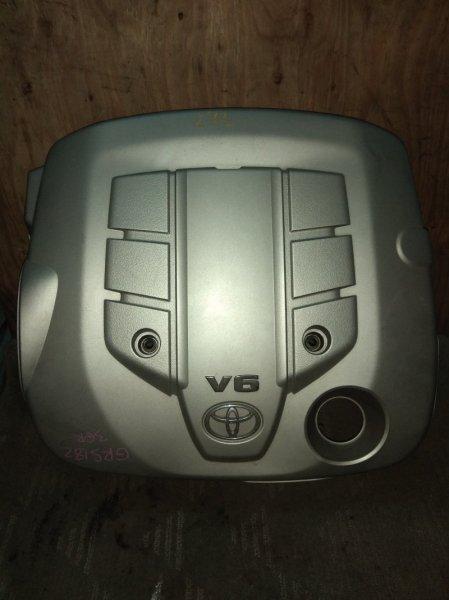 Пластиковая крышка на двс Toyota Crown Athlete GRS182
