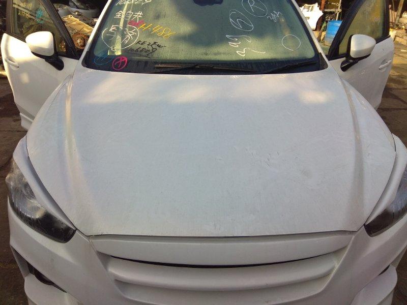 Капот Mazda Cx-5 KE2FW SH 2012 передний