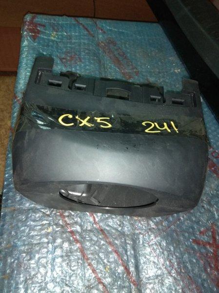 Кожух рулевой колонки Mazda Cx-5 KE2FW SH 2012