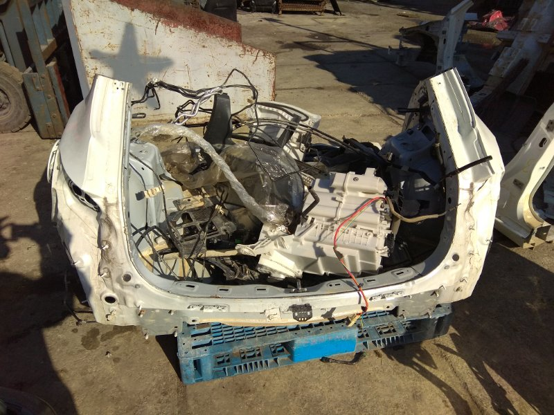 Rear cut Mazda Axela BM2FS SH
