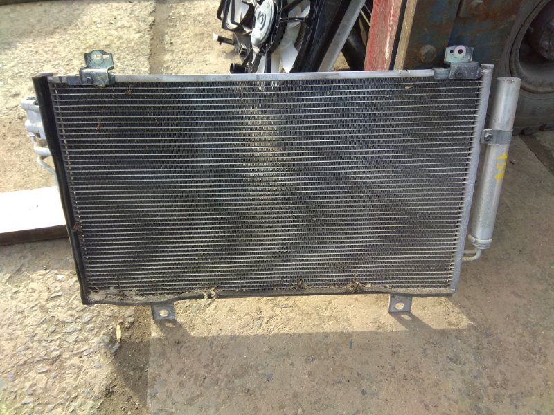 Радиатор кондиционера Mazda Axela BM2FS SH 2014