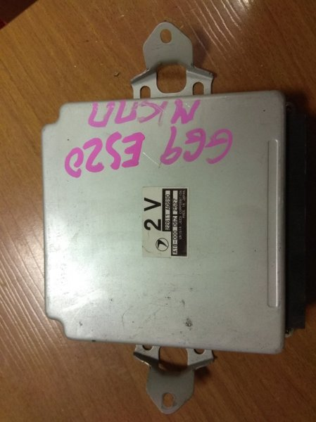 Блок управления efi Subaru Impreza GD9 EJ20