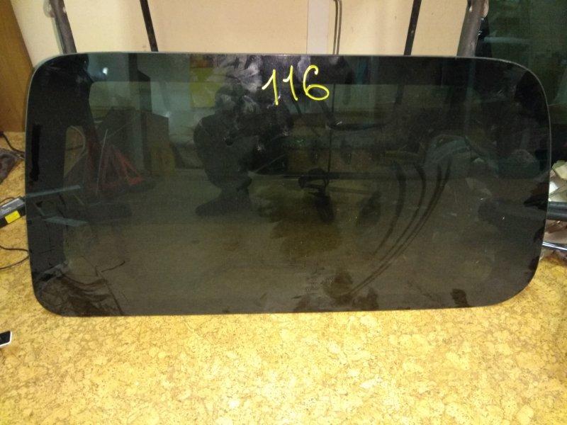 Стекло собачника Infiniti Qx56 JA60 VK56 2004 заднее левое