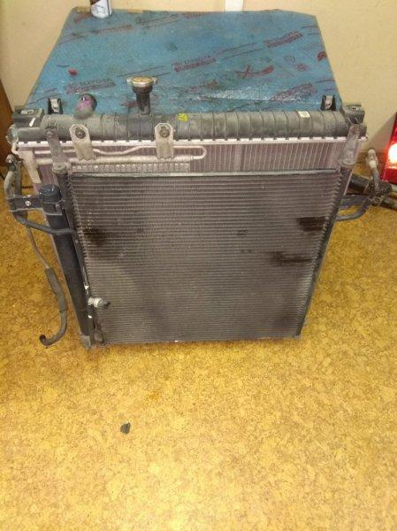 Радиатор основной Infiniti Qx56 JA60 VK56 2004