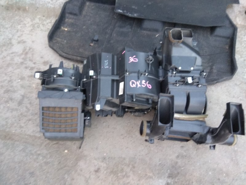 Печка салона Infiniti Qx56 JA60 VK56 2004