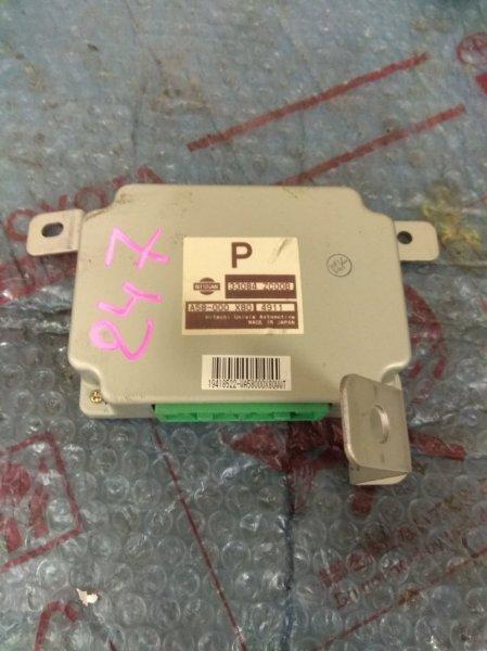 Электронный блок Infiniti Qx56 JA60 VK56 2004