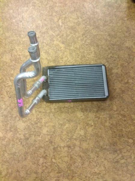 Радиатор печки Infiniti Qx56 JA60 VK56 2004