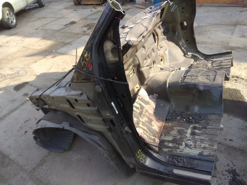 Лонжерон Infiniti Qx56 JA60 VK56 2004 передний левый