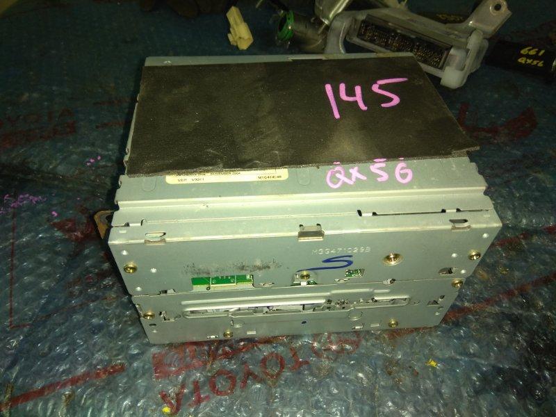 Магнитофон Infiniti Qx56 JA60 VK56 2004
