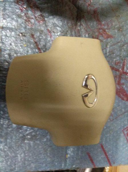 Airbag на руль Infiniti Qx56 JA60 VK56