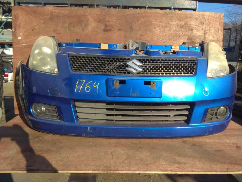 Nose cut Suzuki Swift ZC31S M15A