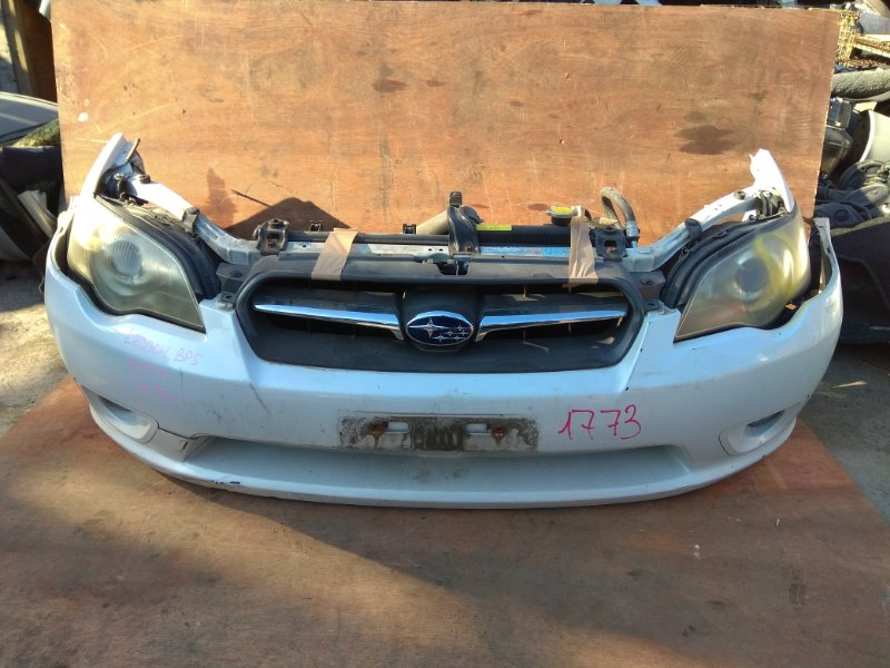 Nose cut Subaru Legacy BP5 EJ201