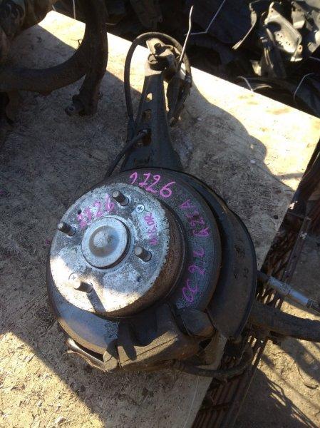 Ступица Honda Vigor CC2 G25A задняя левая
