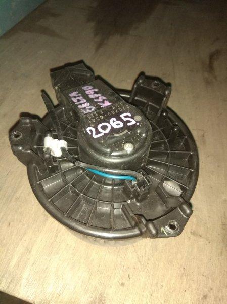 Мотор печки Toyota Belta KSP90