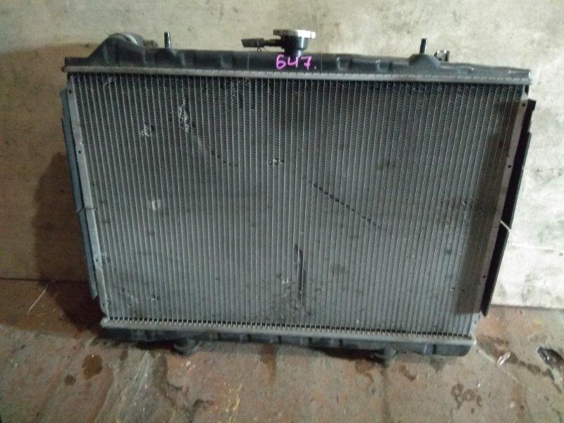 Радиатор основной Nissan Cedric QJY31 NA20