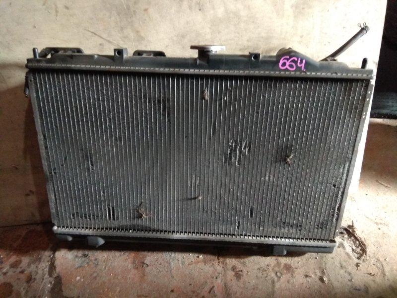 Радиатор основной Mitsubishi Lancer CK4A 4G92