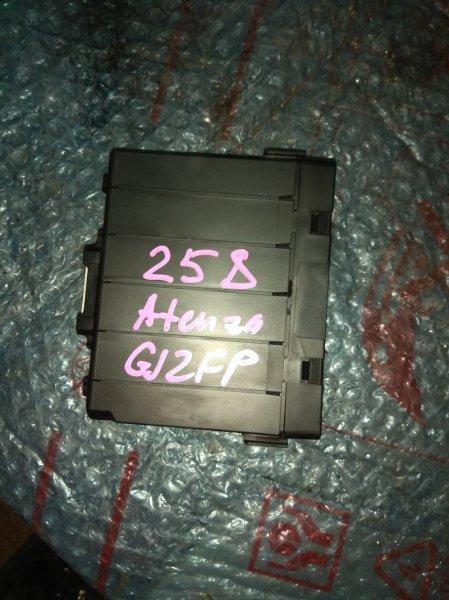 Электронный блок Mazda Atenza GJ2FP SH