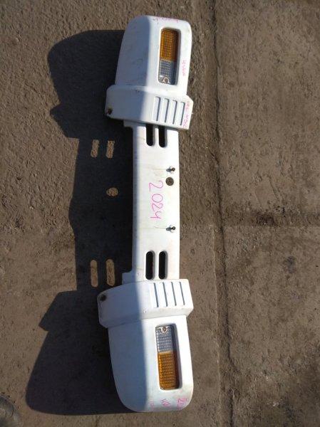 Бампер Mitsubishi Pajero Mini H56A передний