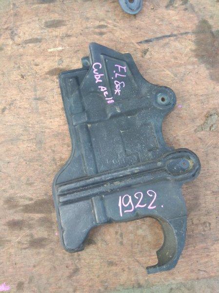 Защита двигателя Nissan Cube AZ10 передняя левая