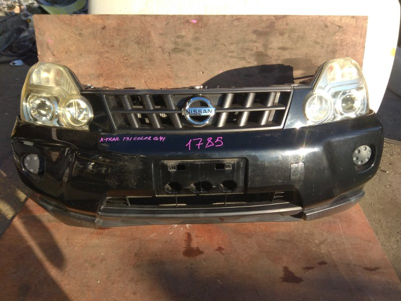 Nose cut Nissan X-Trail T31 MR20