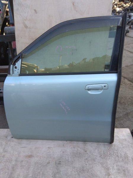 Дверь Mitsubishi Dion CR9W передняя левая