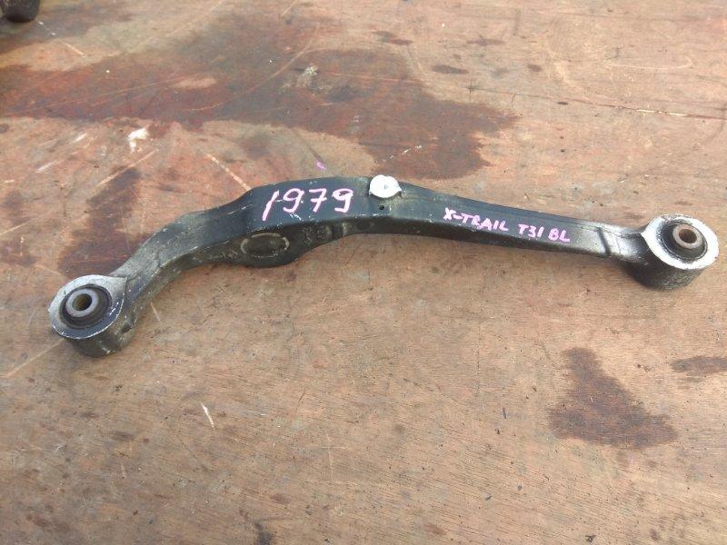 Рычаг Nissan X-Trail T31 задний левый