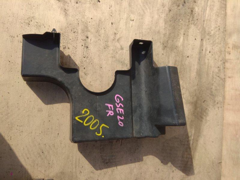 Защита двигателя Lexus Is250 GSE20 передняя правая