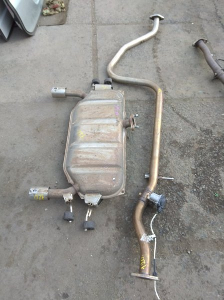 Глушитель Mazda Cx-3 DK5FW S5