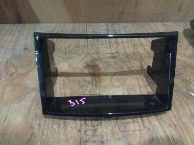 Консоль магнитофона Subaru Legacy BRM