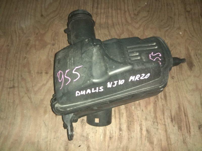 Корпус воздушного фильтра Nissan Dualis J10 MR20
