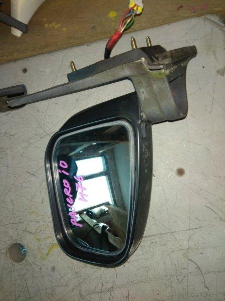 Зеркало Mitsubishi Pajero Io H76W переднее левое