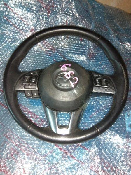 Руль с airbag Mazda Demio DJ5FS