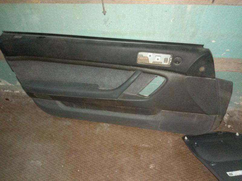 Обшивка дверей Honda Legend KA8 передняя левая