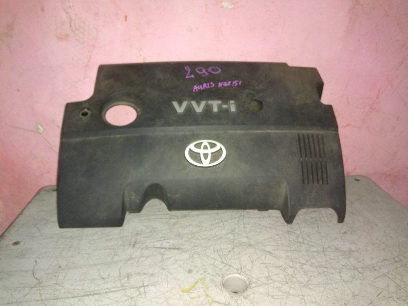 Пластиковая крышка на двс Toyota Auris NZE151 1NZ
