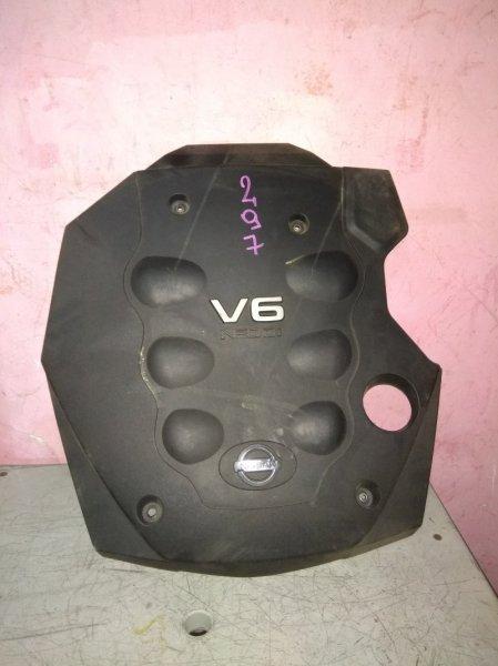 Пластиковая крышка на двс Nissan Gloria MY34 VQ25