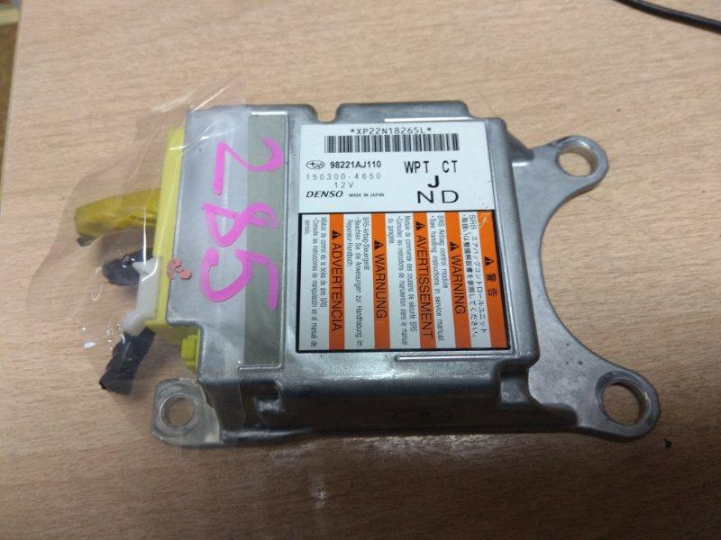 Блок airbag Subaru Legacy BR9 EJ253 2011