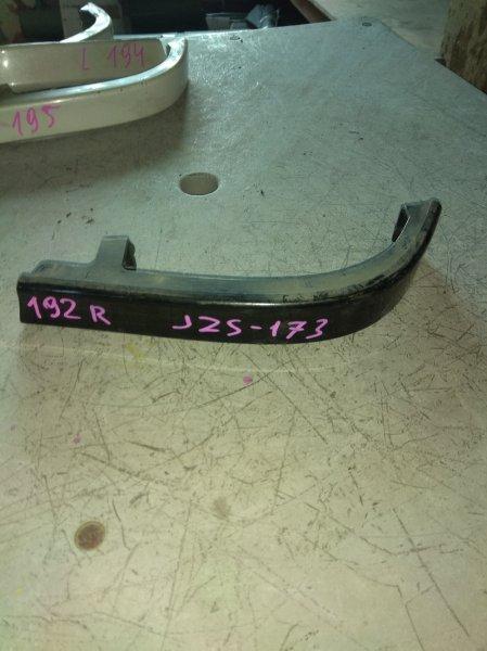 Планка под стоп Toyota Crown JZS173 задняя правая