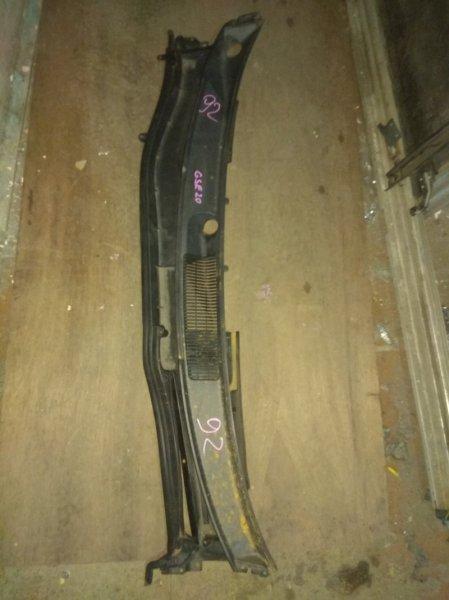 Решетка под лобовое стекло Lexus Is250 GSE20
