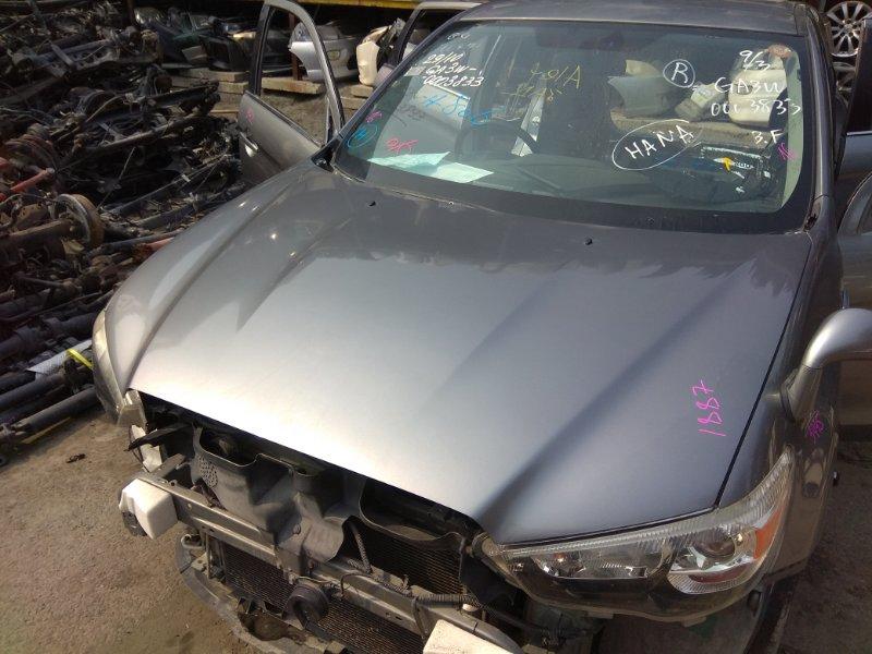 Капот Mitsubishi Rvr GA3W 4B10 2011 передний