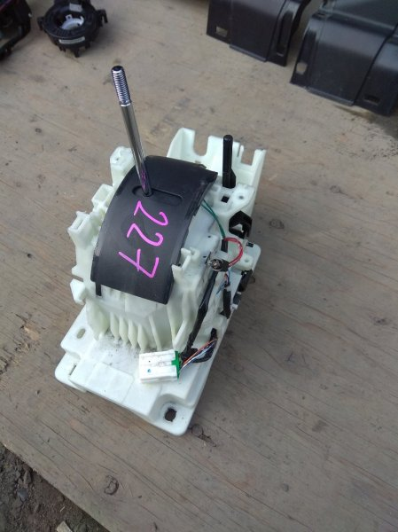 Селектор акпп Mitsubishi Rvr GA3W 4B10 2011