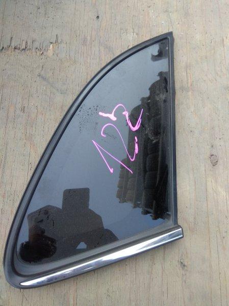 Стекло собачника Mitsubishi Rvr GA3W 4B10 2011 заднее правое